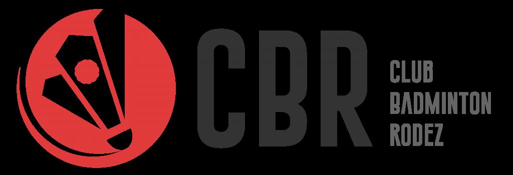 Logo club badminton Rodez